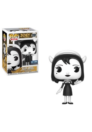POP! Games: Bendy and the Ink Machine- Alice Angel Figure