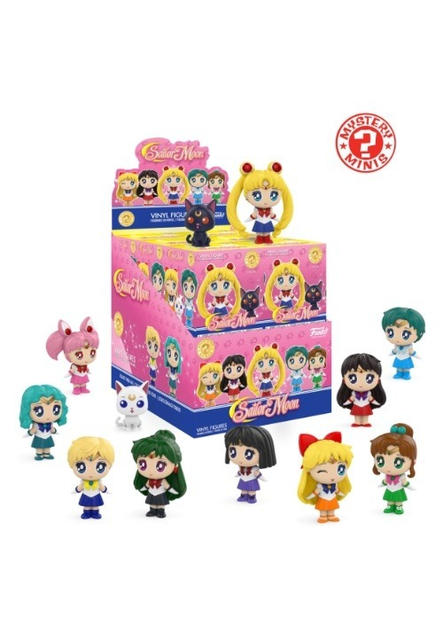 Mystery Mini: Sailor Moon