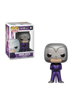 POP! Animation: Miraculous: Hawk Moth Vinyl Figure1