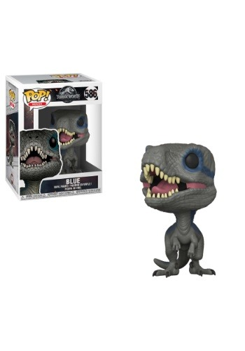 Pop! Movies Jurassic World 2- Blue figure