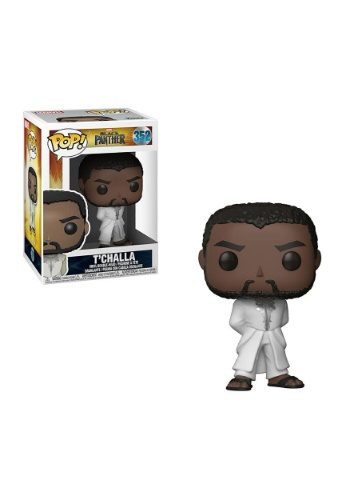 Pop! Marvel: Black Panther- Blank Panther Robe