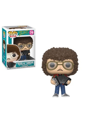 Pop! Rocks: Weird Al Yankovic