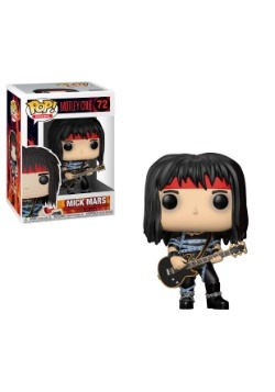 Pop! Rocks: Motley Crue- Mick Mars