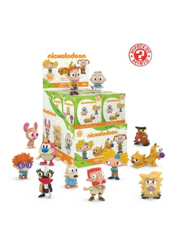 Mystery Mini: 90's Nickelodeon