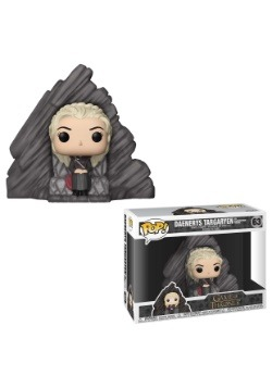 Pop! Game of Thrones- Daenerys on Dragonstone