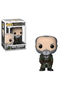 POP! TV: Game of Thrones- Davos Seaworth Vinyl Figure
