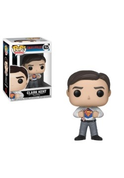 Pop! TV: Smallville- Clark Kent