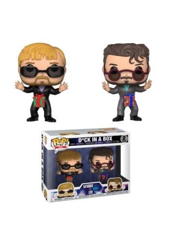 Pop! TV: SNL D*ck in a Box 2 Pk