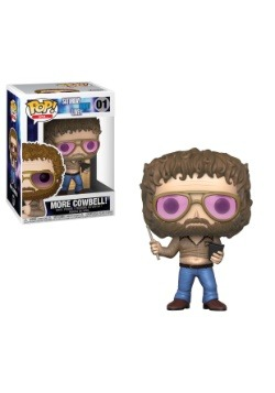 "POP! TV: SNL- Gene Frenkle ""More Cowbell"" Vinyl Figure"