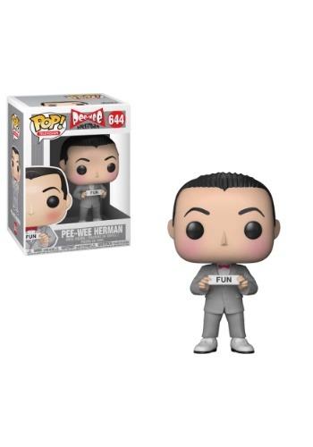 Pop! TV: Pee-wee's Playhouse- Pee-wee Herman Figure
