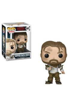 Pop! TV: Stranger Things- Hopper with Vines
