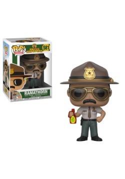 Pop! Movies: Super Trooper- Ramathorn Figure