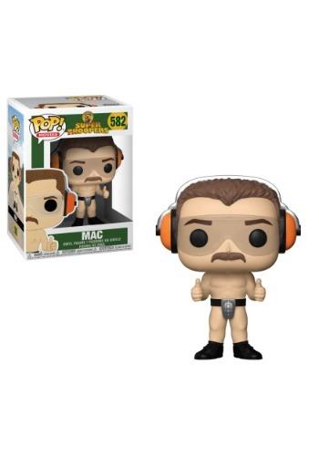Pop! Movies: Super Trooper Mac Figure