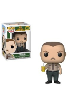 Pop! Movies: Super Trooper Farva