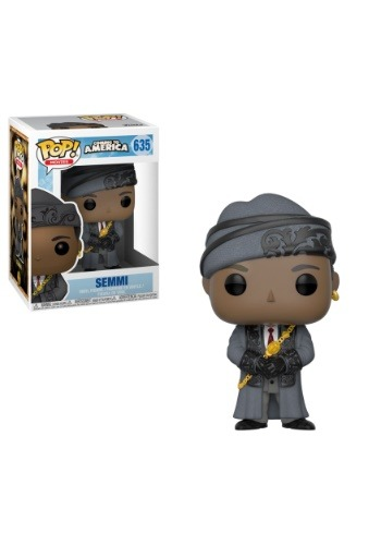 Pop! Movies: Coming to America- Semmi