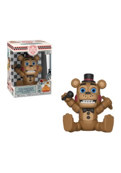 Vinyl Figure: Five Night's At Freddy's- Toy Freddy