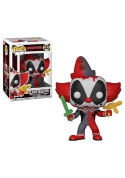 Pop! Marvel: Deadpool Playtime: Deadpool Clown