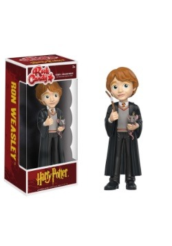 Rock Candy: Harry Potter - Ron Weasley Figure