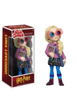 Rock Candy: Harry Potter - Luna Lovegood Figure