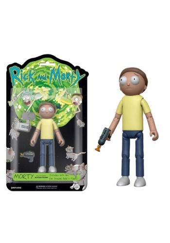 """FUNKO Rick & Morty - Morty 5"""" Articulated Action Figure"""