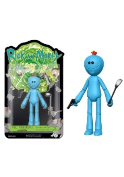 "FUNKO Rick & Morty - Meeseeks 5"" Articulated Action figure"