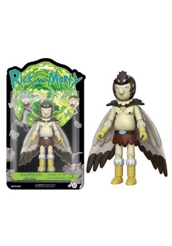 "Rick & Morty FUNKO - Bird Person 5"" Articulated"