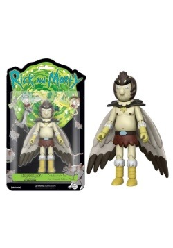 "Rick & Morty FUNKO - Bird Person 5"" Articulated"