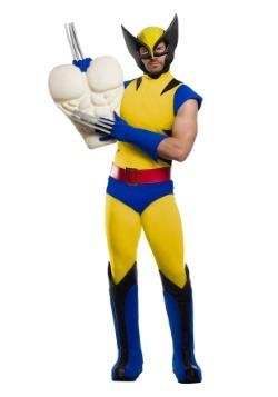 Premium Adult Plus Size Wolverine Costume alt