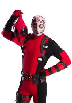 Plus Size Premium Deadpool Costume Mask