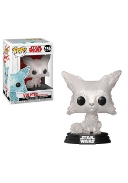 POP! Star Wars: The Last Jedi- Vulptex Crystal Fox