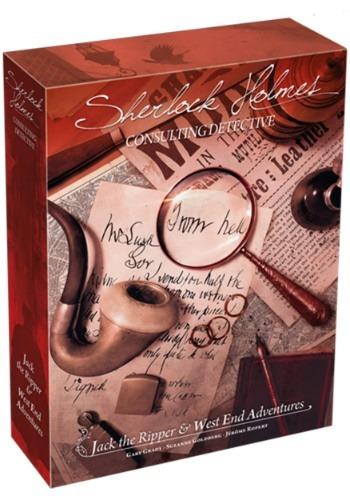 Sherlock Holmes Jack the Ripper Game