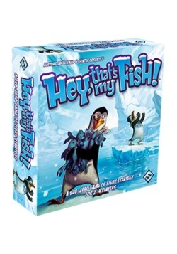 Hey, That's My Fish! Board Game