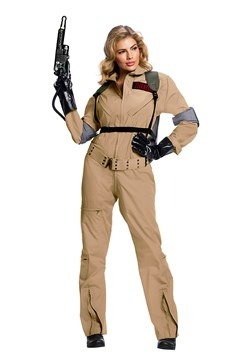 Men's Premium Ghostbusters Costume alt