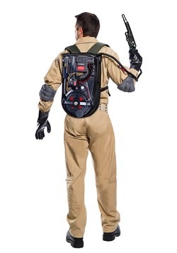 Men's Premium Ghostbusters Costume back