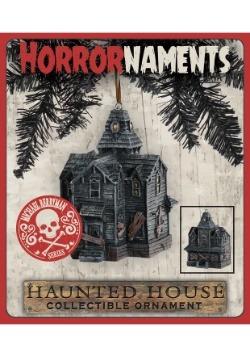 Horrornaments Haunted House Molded Ornament Michael Berryman