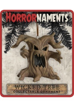 Horrornaments Wicked Tree Molded Ornament
