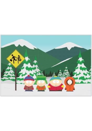 South Park Fleece Blanket