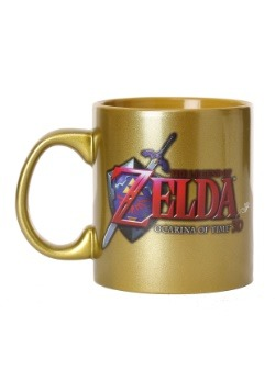 Zelda Golden Coffee Mug