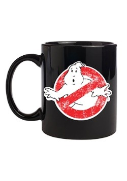 Ghostbusters Heat Change Logo 20 oz Mug