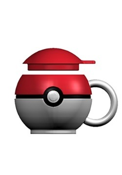 Poke Ball Coffee Mug