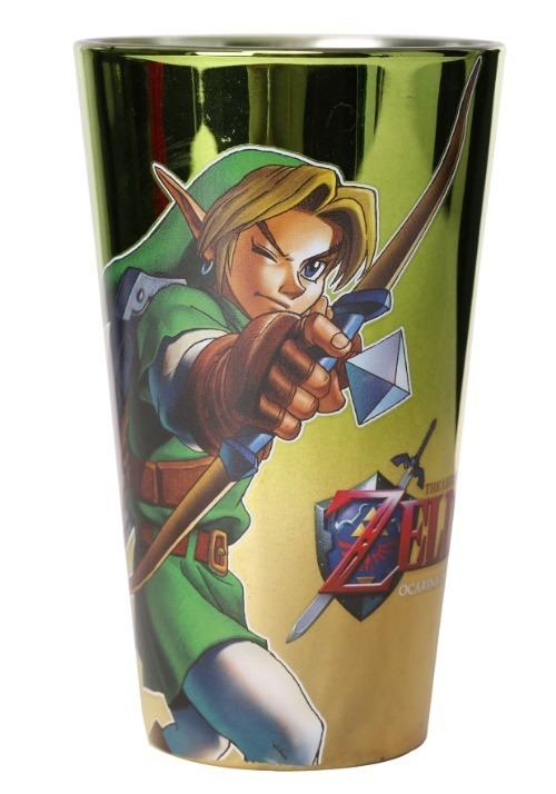Zelda Pint Glass
