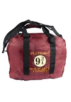 Harry Potter Hogwarts Express Pack Away Duffle Bag