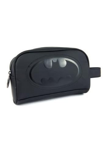 Batman Embossed Toiletry Bag