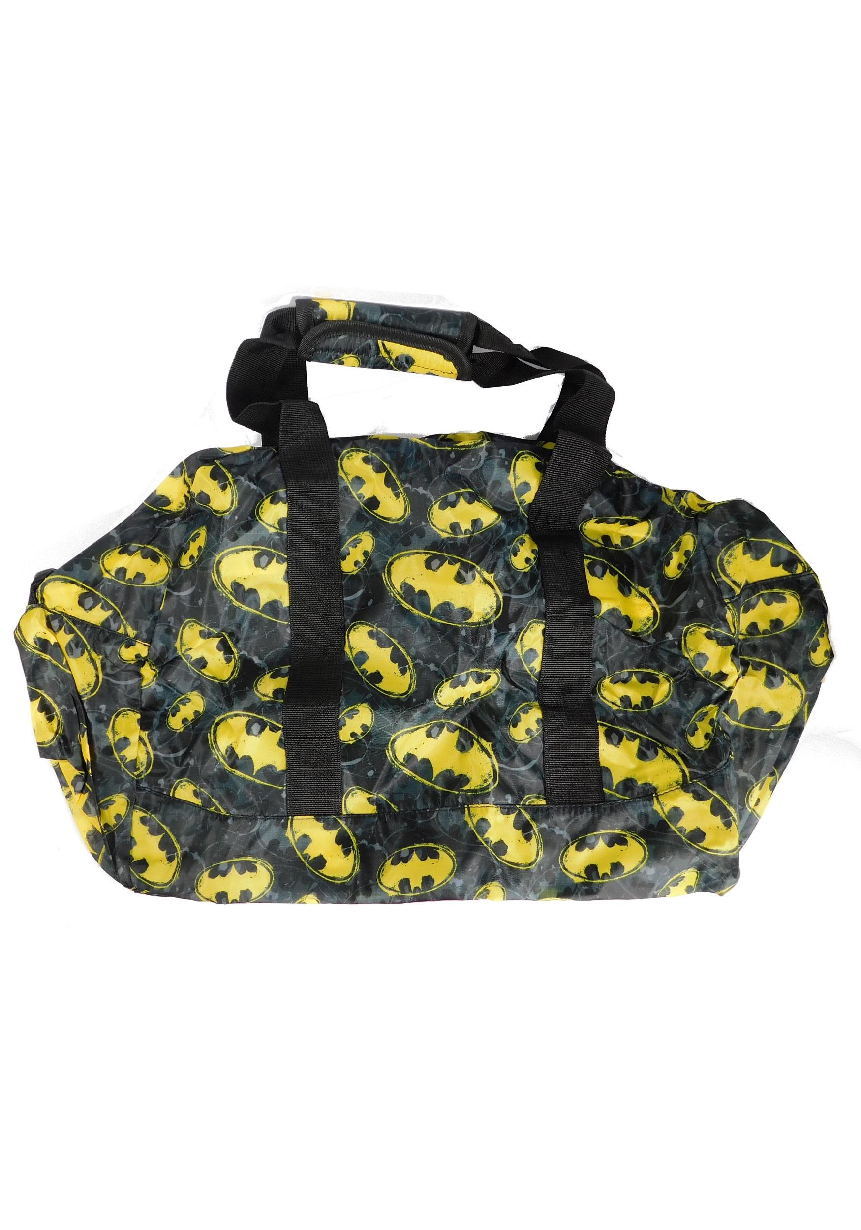 Packaway_Duffle_Batman_Bag
