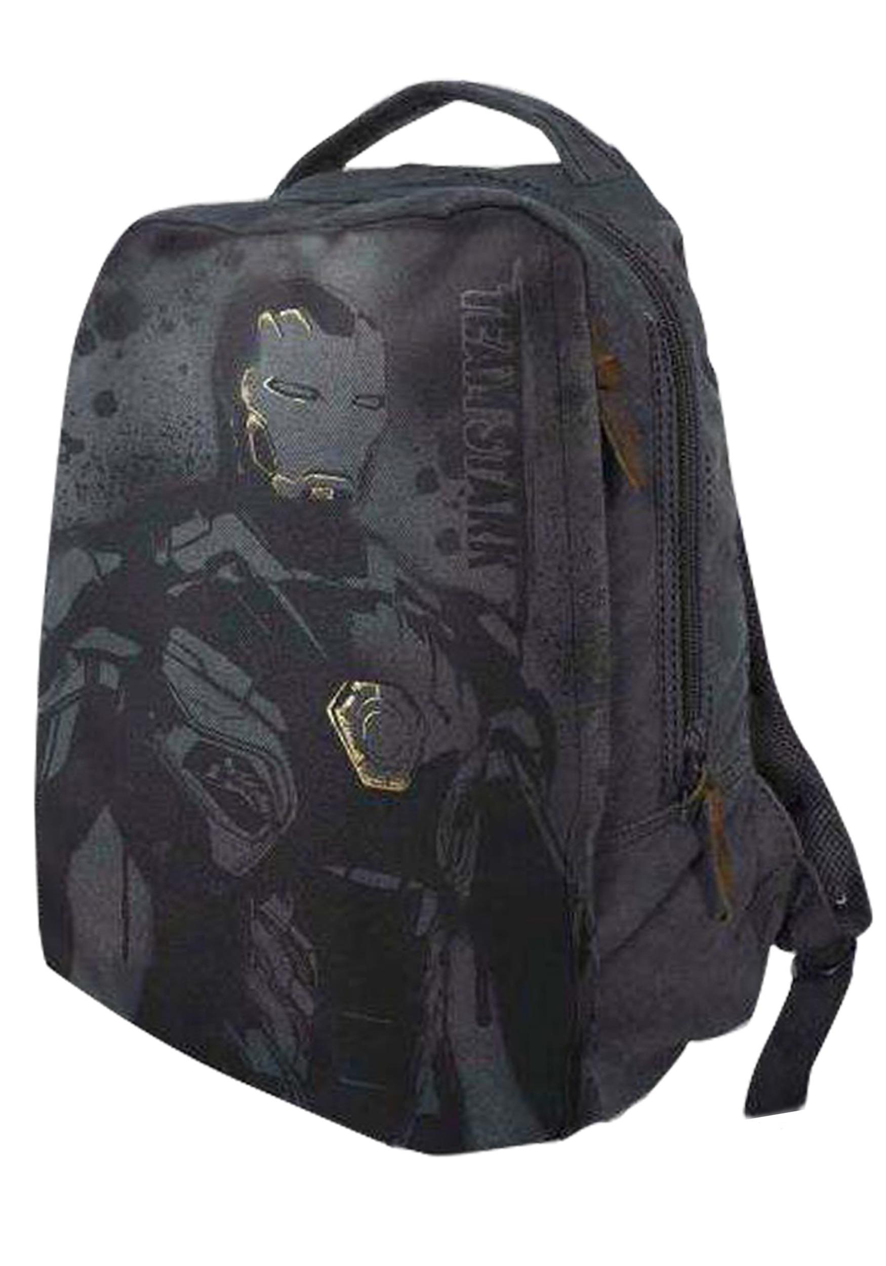 Iron_Man_Dark_Canvas_Backpack