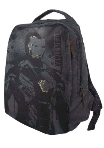 Dark Canvas Iron Man Backpack