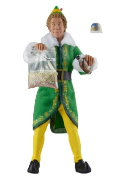 "Elf Buddy 8"" Clothed Figure"