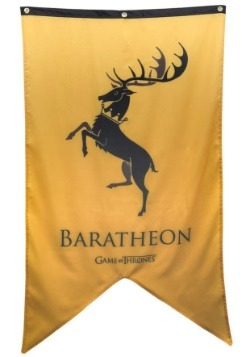 Game of Thrones Baratheon Sigil Banner