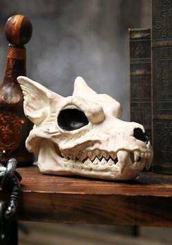 """Wolf Skull 7"""" Halloween Decoration Update"""