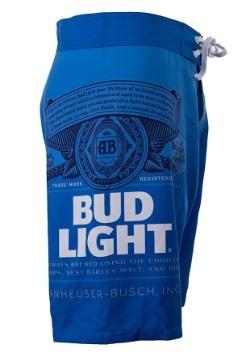 Men's Bud Light Swim Trunks 2